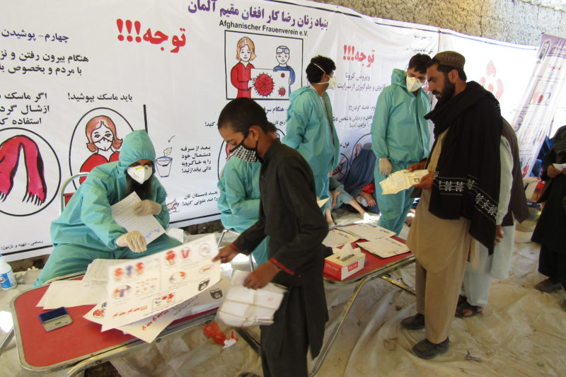 Ramadan Campaign 2020 – Corona Emergency Relief for Kabul -  Visions4Children