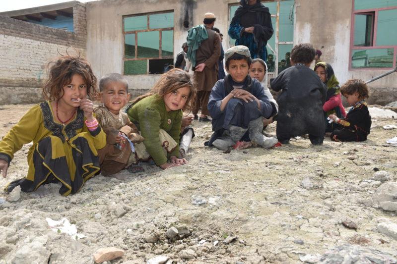 Ramadan Aktion 2019 – Hungerfreipakete für Kabul und Herat -  Visions4Children
