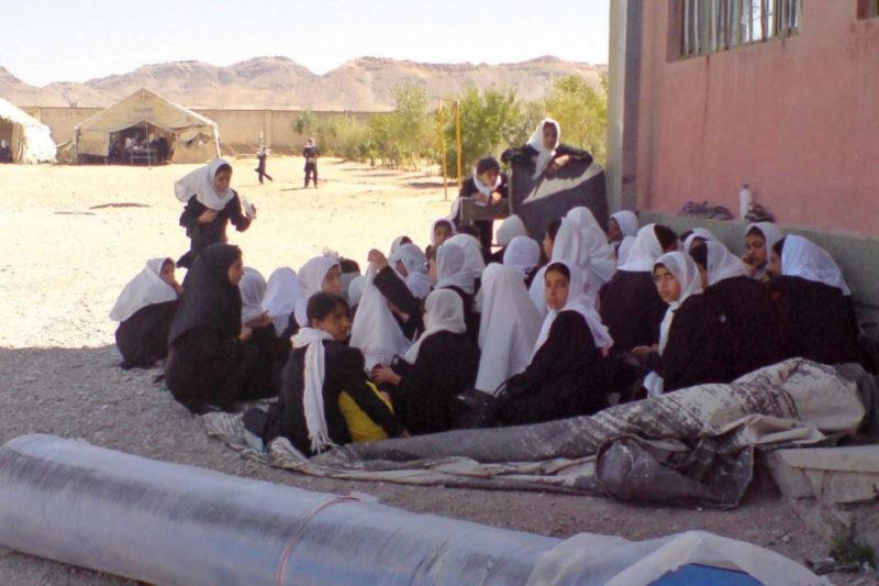 Gesamtschule Fekri Saljouqi -  Visions4Children