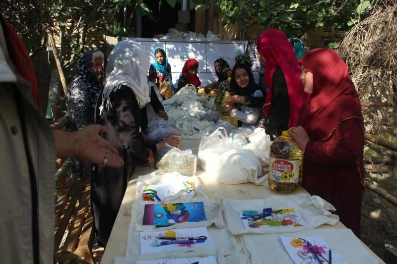 Ramadan Campaign 2018 – Care packages for Kabul and Herat -  Visions4Children