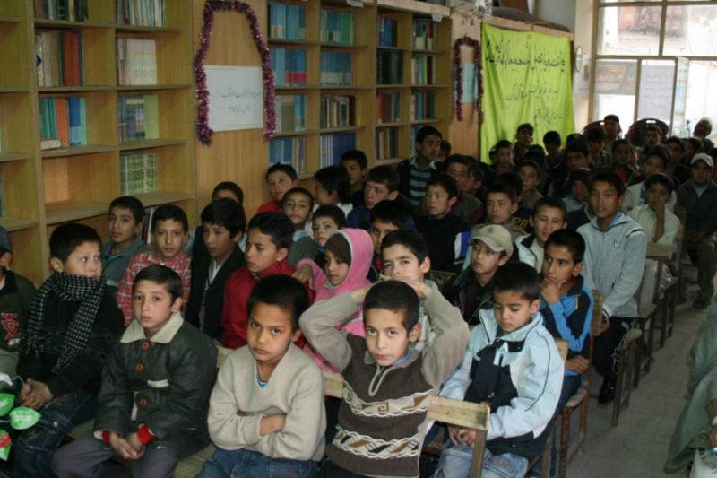 Grund- und Mittelschule Kalay Fatullah -  Visions4Children