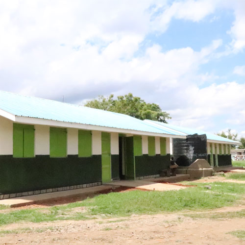 Kaloi primary school -  Visions4Children