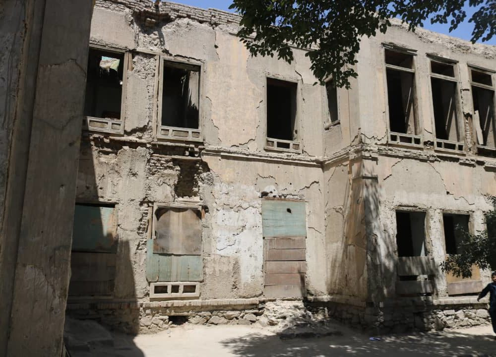 Grundschule Khoja Mohammad Parsa -  Visions4Children