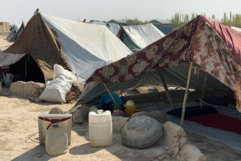Spendenaktion für Afghanistan -  Visions4Children